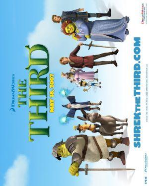 Shrek the Third 1280x1600