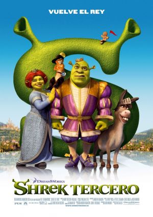 Shrek the Third 921x1300