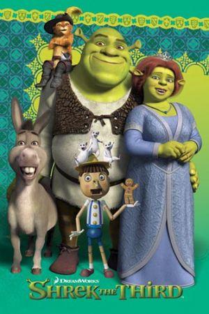 Shrek the Third 333x499