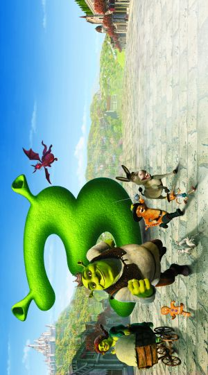 Shrek the Third 1340x2415