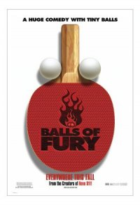 Balls of Fury - Palle in gioco poster