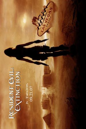 Resident Evil: Extinction 552x831