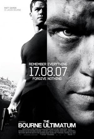 The Bourne Ultimatum 1012x1500