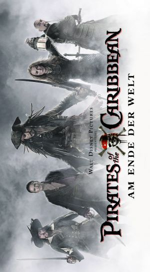 Pirates of the Caribbean: At World's End 1335x2409