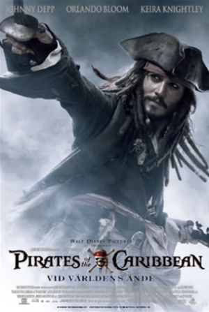 Pirates of the Caribbean: At World's End 305x454