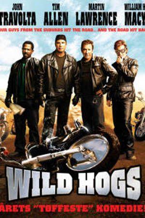 Wild Hogs 300x450