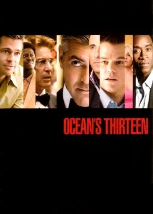 Ocean's Thirteen 558x780