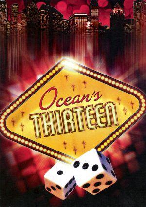 Ocean's Thirteen 1059x1500