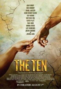The Ten - I dieci comandamenti come non li avete mai visti poster