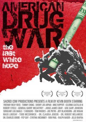 American Drug War: The Last White Hope 450x641
