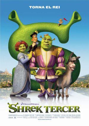 Shrek the Third 710x1000