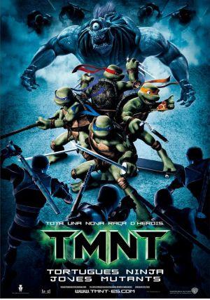 Teenage Mutant Ninja Turtles 699x1000