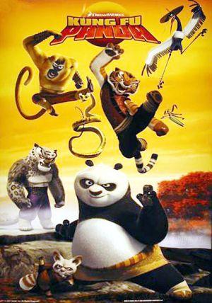Kung Fu Panda 388x553