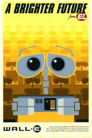 WALL·E 540x804
