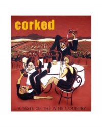 Corked poster