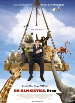 Evan Almighty 365x500