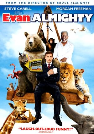 Evan Almighty 600x852