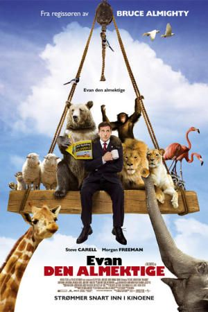 Evan Almighty 300x450
