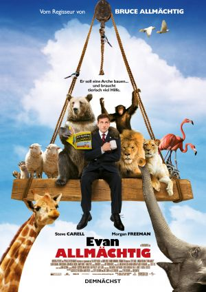 Evan Almighty 2480x3508