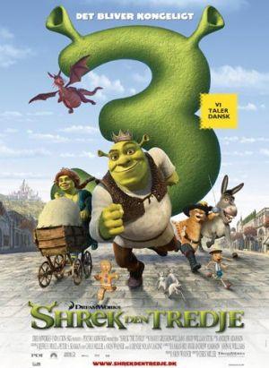 Shrek the Third 365x500