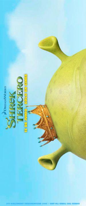 Shrek the Third 320x763