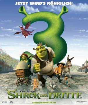Shrek the Third 1427x1700