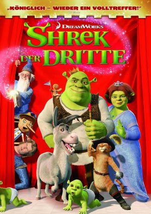 Shrek the Third 1526x2164