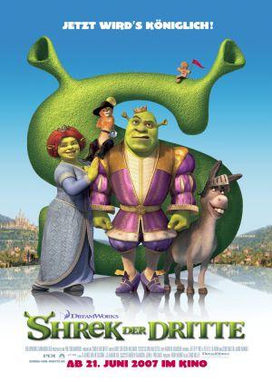 Shrek the Third 2481x3480