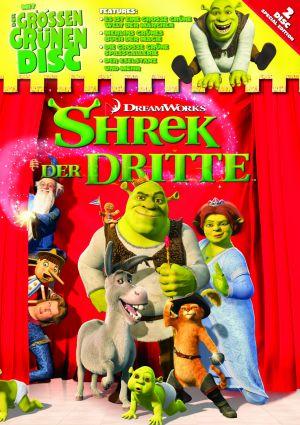 Shrek the Third 1527x2162