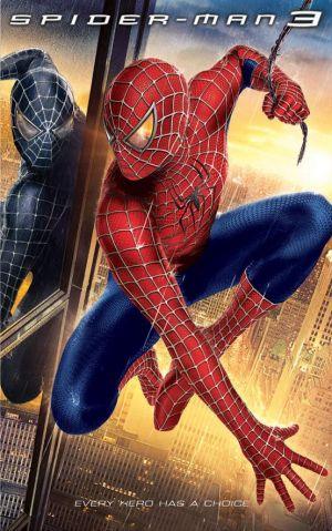 Spider-Man 3 554x884