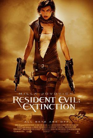 Resident Evil: Extinction 1013x1500