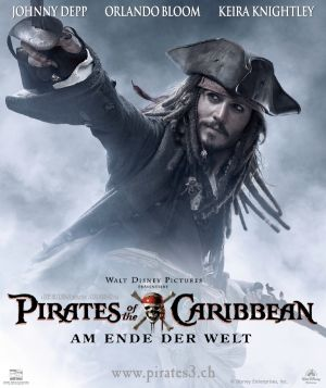 Pirates of the Caribbean: At World's End 900x1070