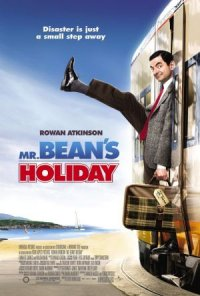 Mr. Bean macht Ferien poster