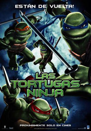 Teenage Mutant Ninja Turtles 1377x1968