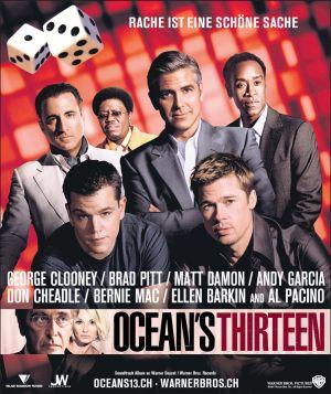 Ocean's Thirteen 1000x1190