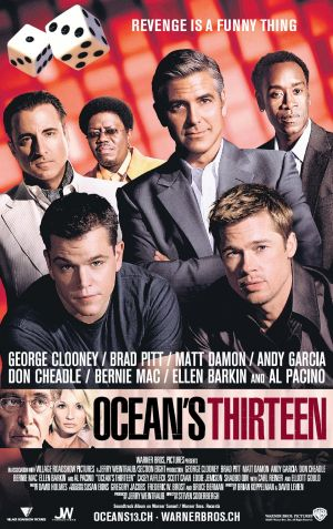 Ocean's Thirteen 900x1430