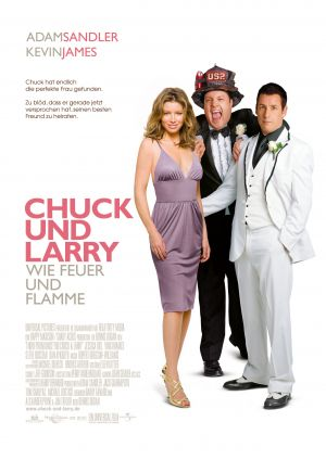 I Now Pronounce You Chuck & Larry 2480x3508
