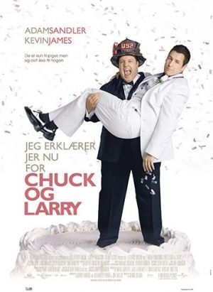 I Now Pronounce You Chuck & Larry 365x500