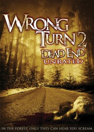 Wrong Turn 2: Dead End 530x746