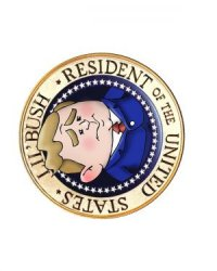 Lil' Bush: Resident of the United States poster