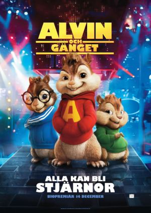 Alvin and the Chipmunks 437x617