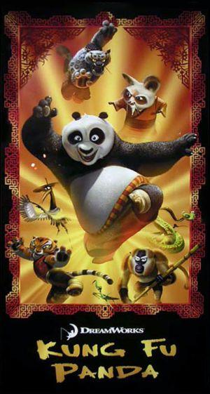 Kung Fu Panda 412x770