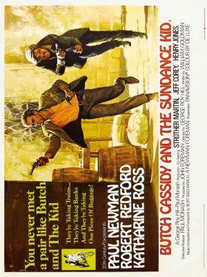 Butch Cassidy and the Sundance Kid 1868x2500
