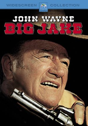 Big Jake Dvd cover