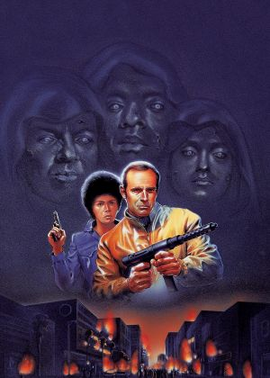 The Omega Man Key art