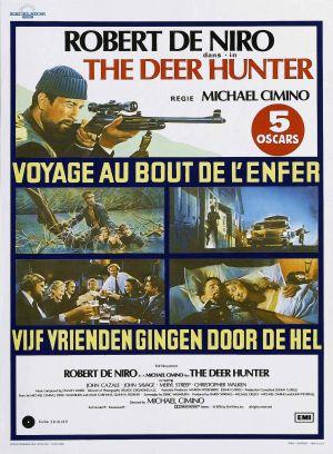 The Deer Hunter movies in Germany
