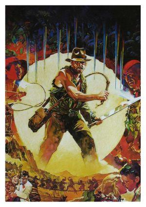 Indiana Jones and the Temple of Doom 1654x2330