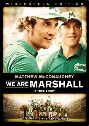 We Are Marshall Dvd cover