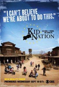 Kid Nation poster