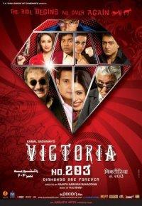 Victoria No. 203: Diamonds Are Forever poster
